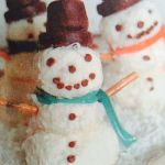 Snow Day Snow Men