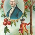 From Cherry Trees to Wooden Teeth-- Happy Birthday Mr President!