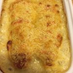 Baked Potatoes AuGratin-- A New Year's tradition