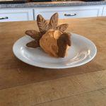 Frozen Turkey for Dessert