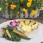 Treat Mom to Ham and Havarti Ricotta Pie