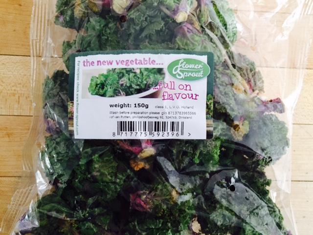 bagged kale